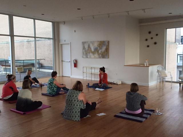 Community Meditation Groups -