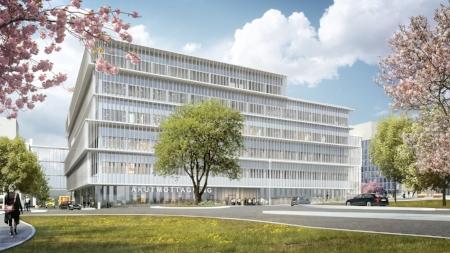 Danderyd hospital, Locum