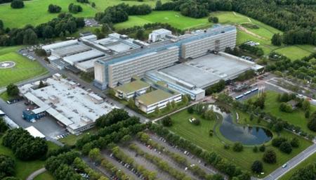 Skaraborg hospital, Västfastigheter