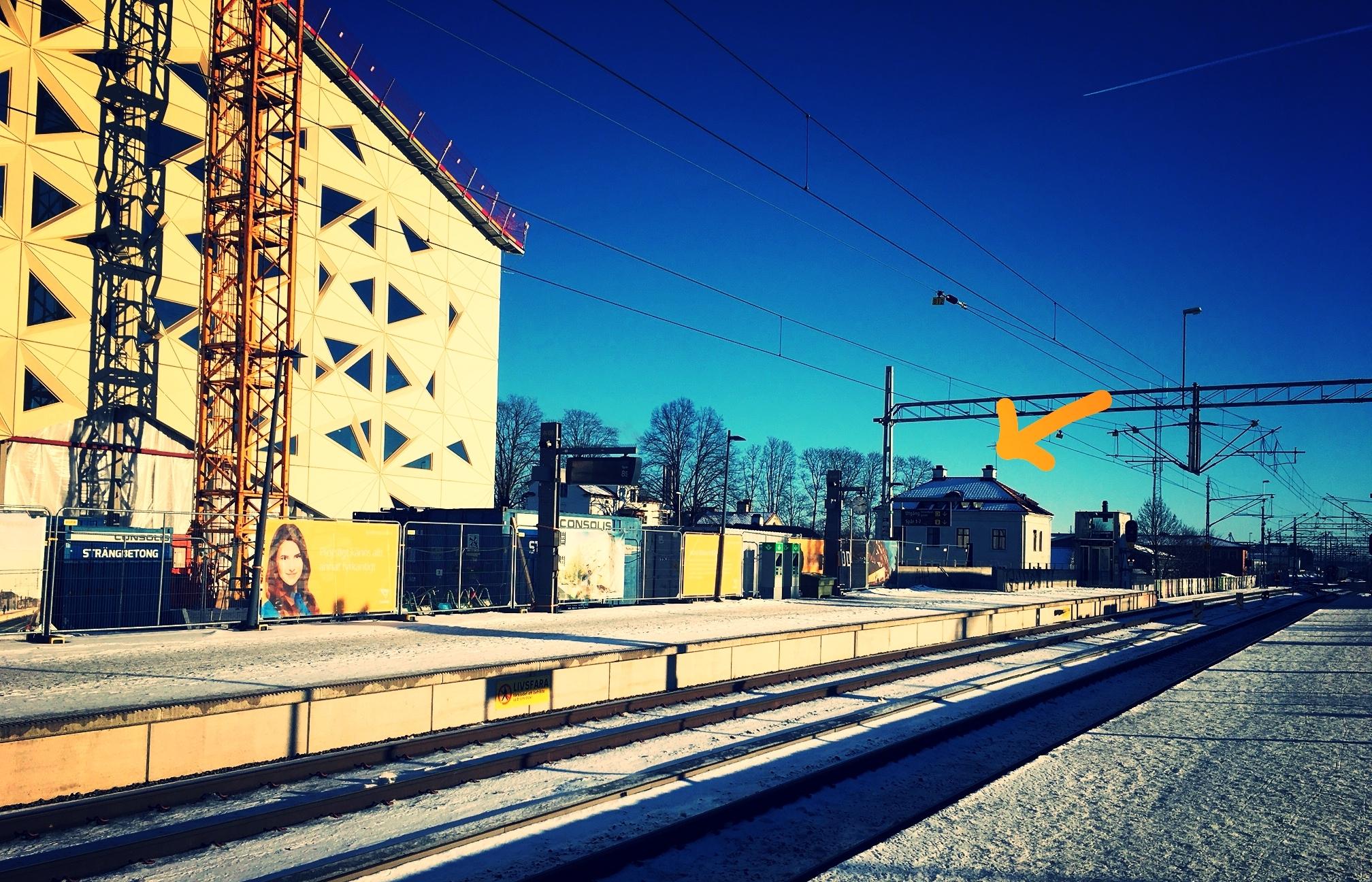 Plan Bs nya Uppsalakontor