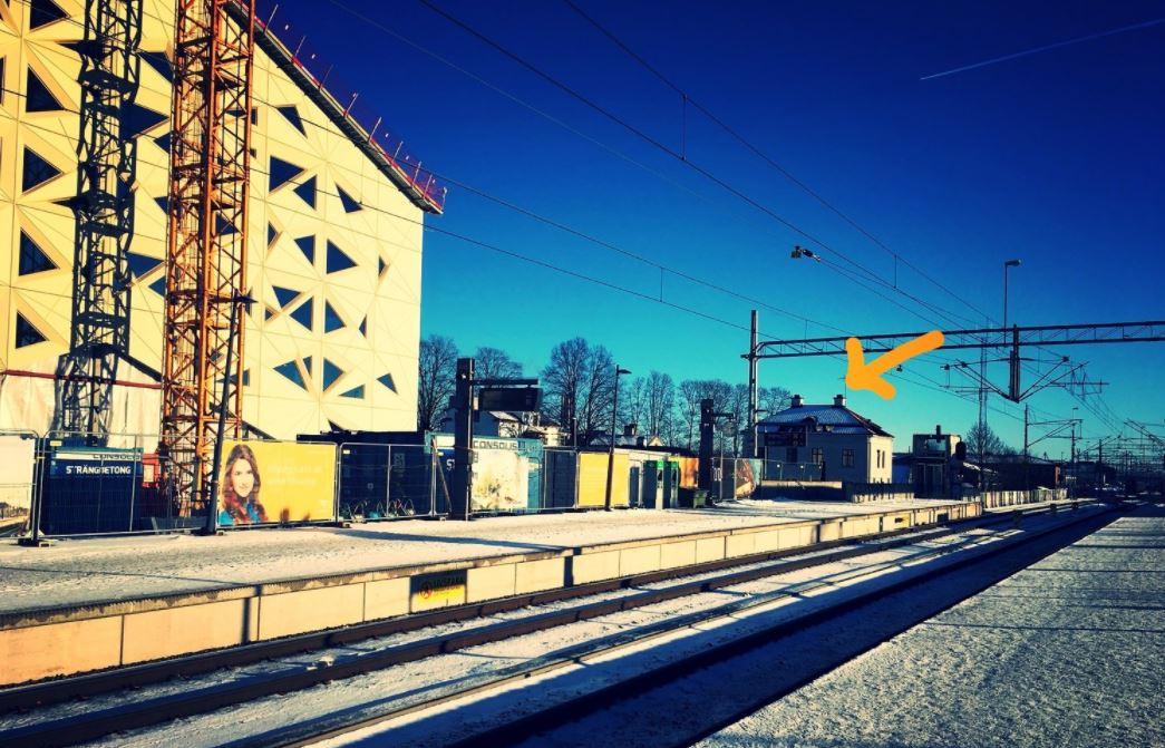 Plan Bs new Uppsala office