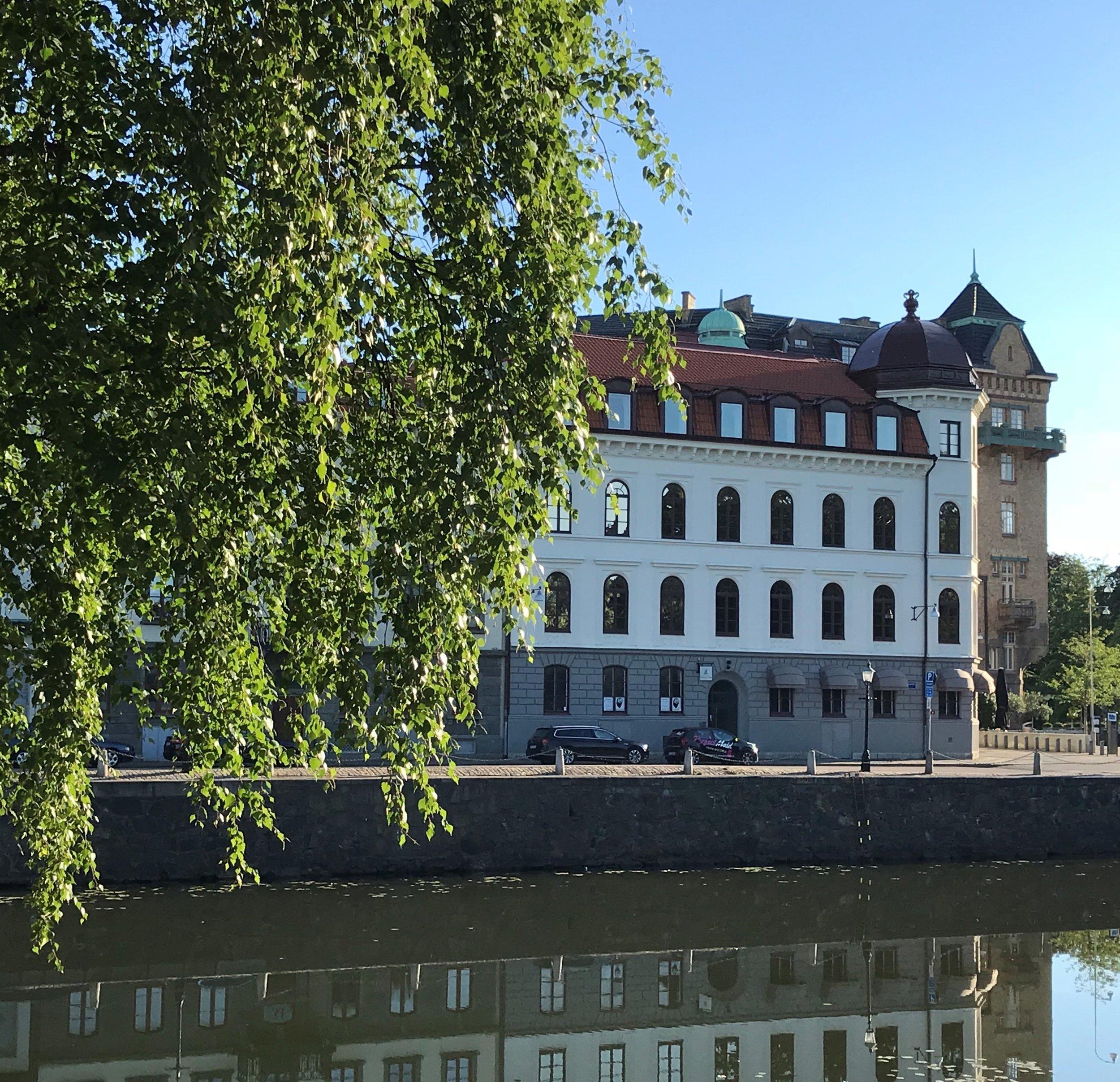 Vårt Göteborgskontor på Stora Nygatan 29