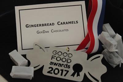 Ger-Dan good Food award 2017.JPG