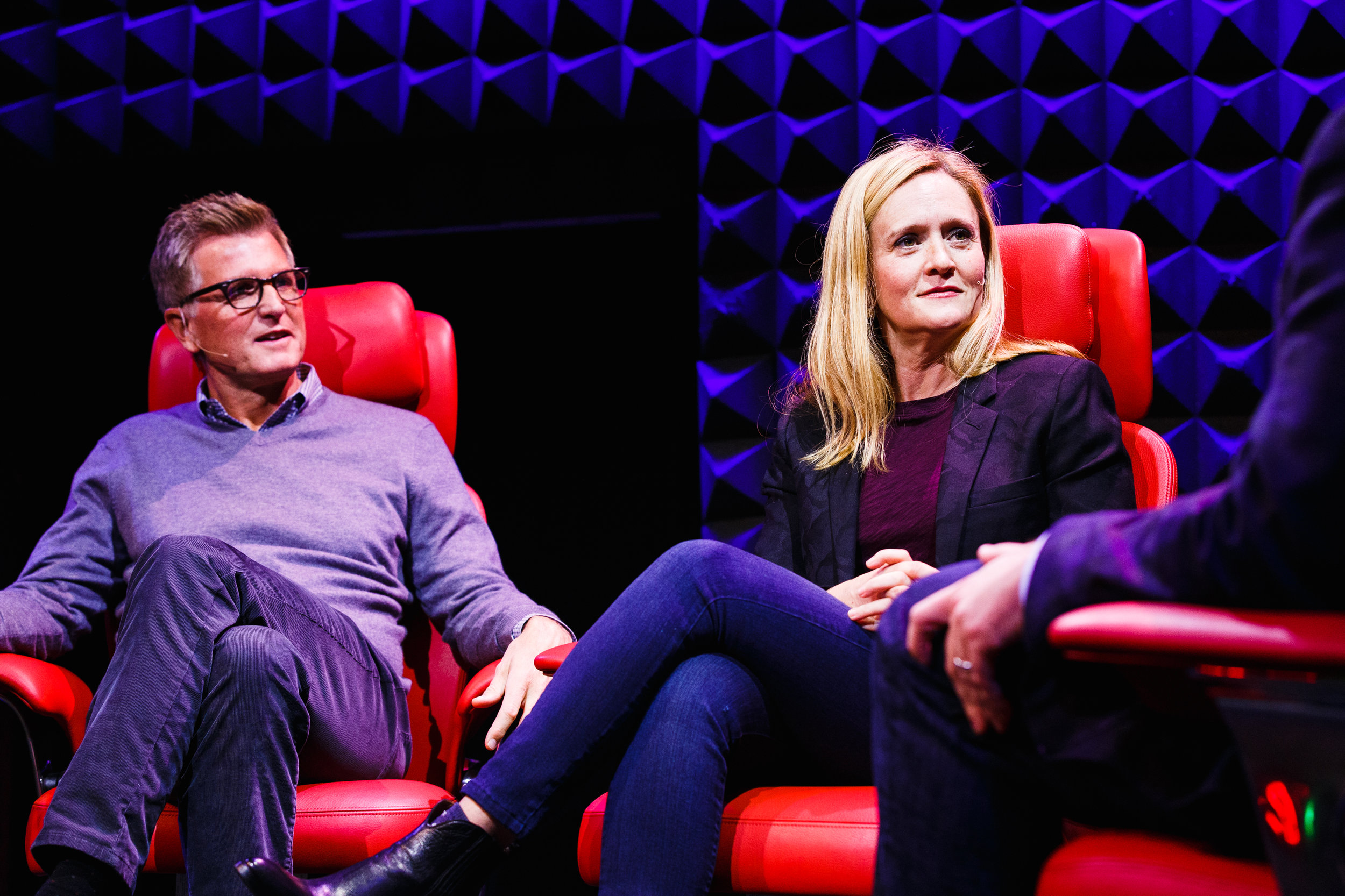 VOX RECODE'S LIVE PODCAST TAPING WITH SAMANTHA BEE AT JOE'S PUB, NYC