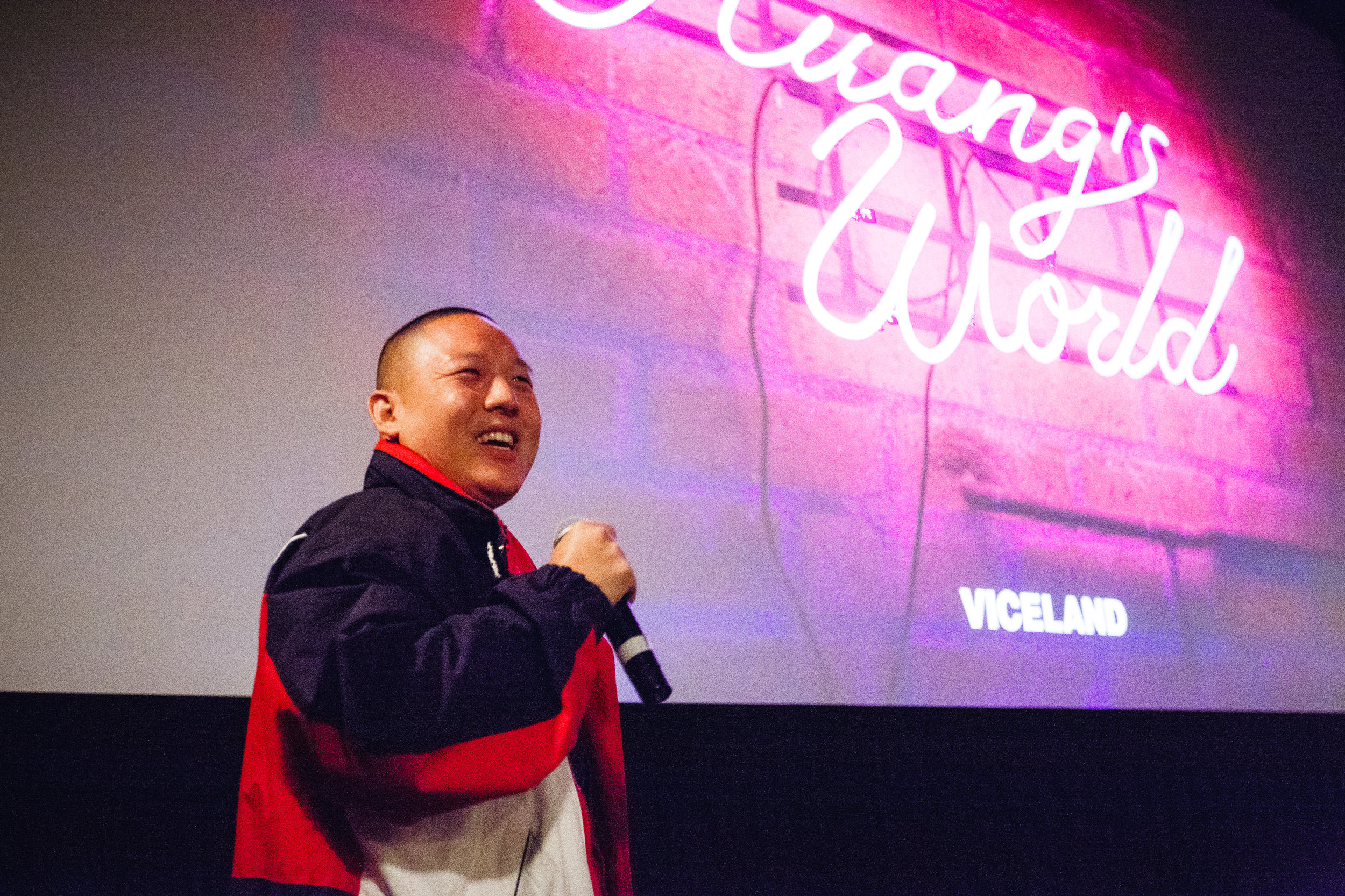 "VICELAND'S ""HUANG'S WORLD"" PREMIER & AFTER PARTY AT METROGRAPH, NYC"