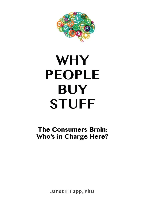 Why People Buy Stuff