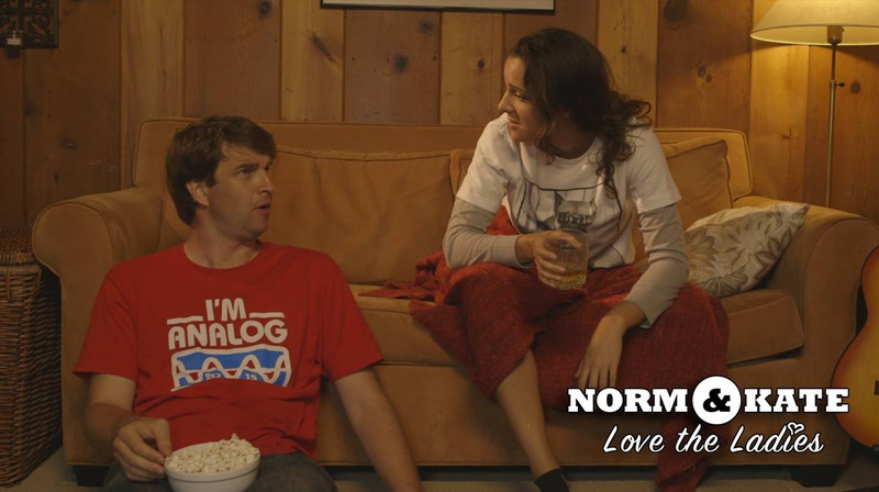 Norm & Kate Love The Ladies