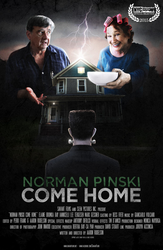 Norman Pinski Come Home
