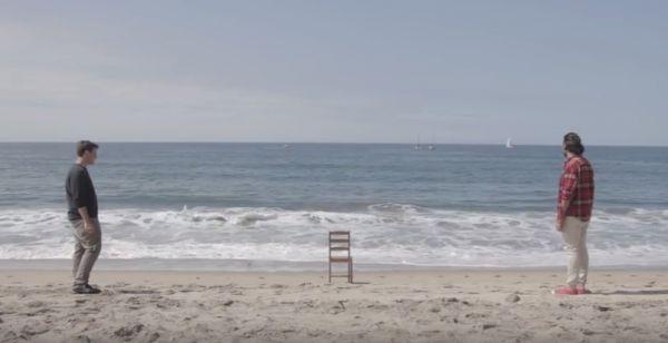 A Chair At The Beach