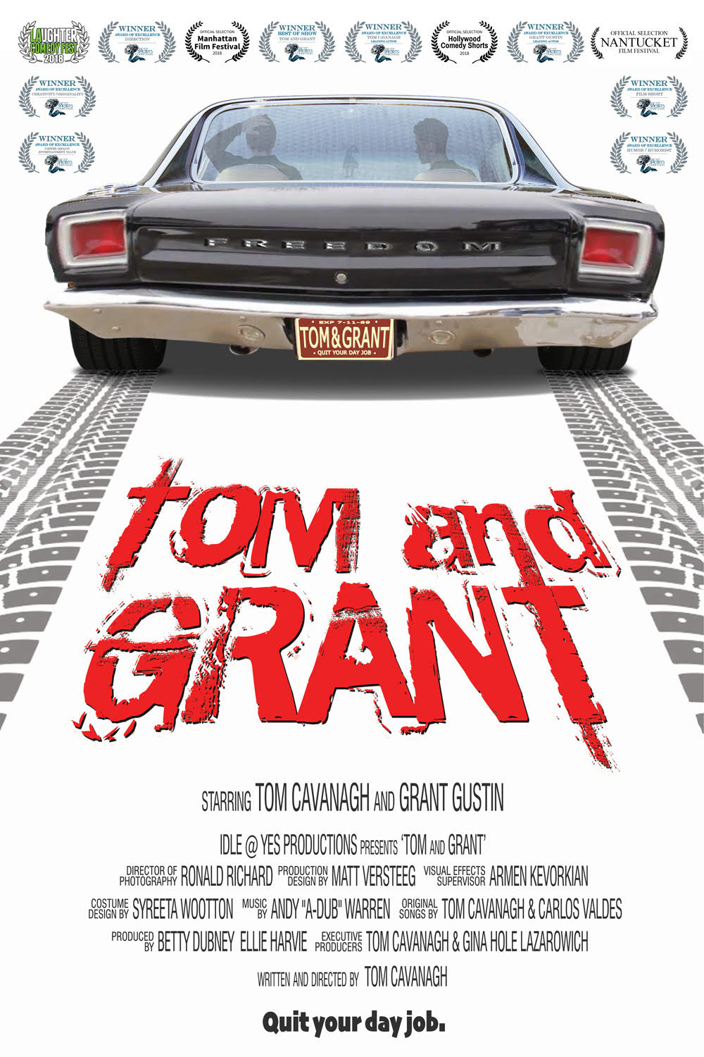 Tom and Grant