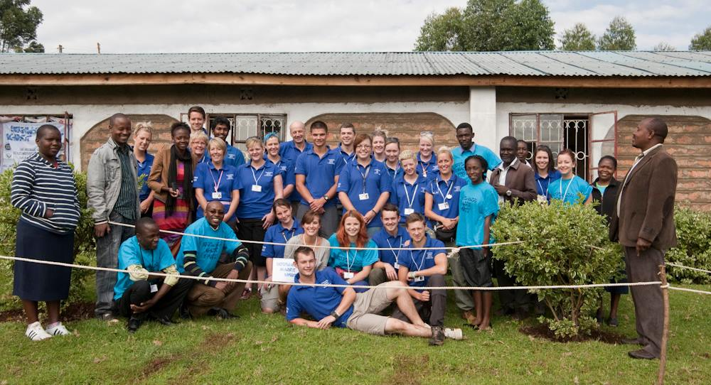 kisii medical camp team