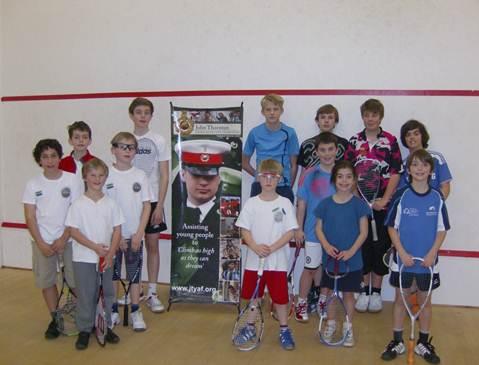 Ferndown Squash Club 2