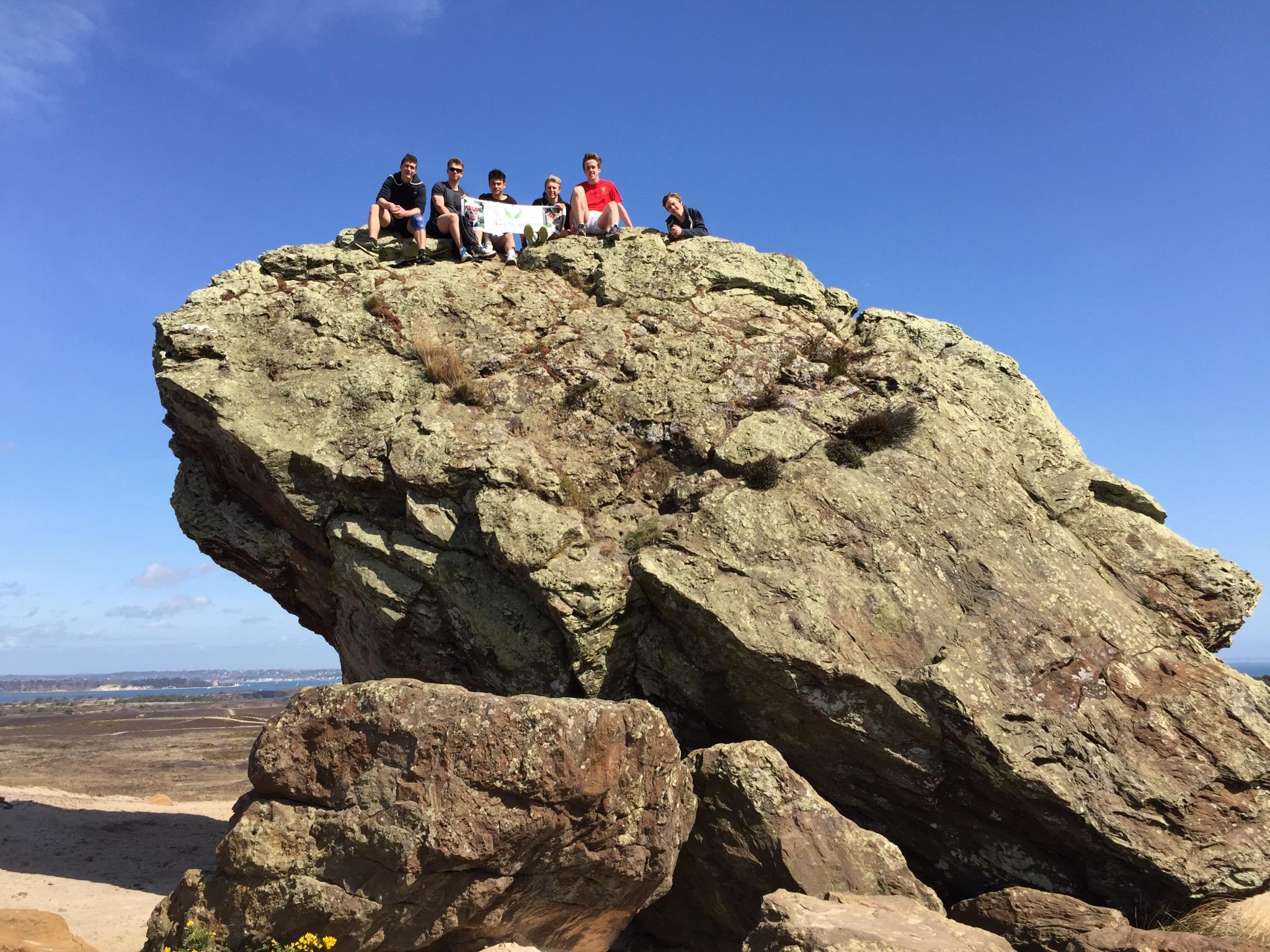Agglestone, Rock, Purbecks