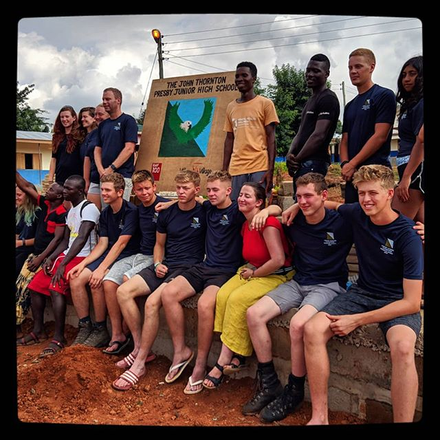 Junior Leaders 2018 Expedition to Ghana