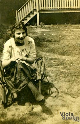 Viola Spolin 1920
