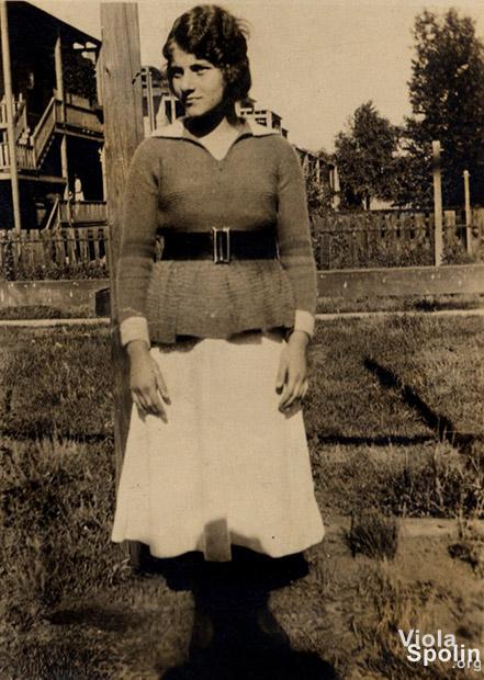 Viola Spolin 1920s