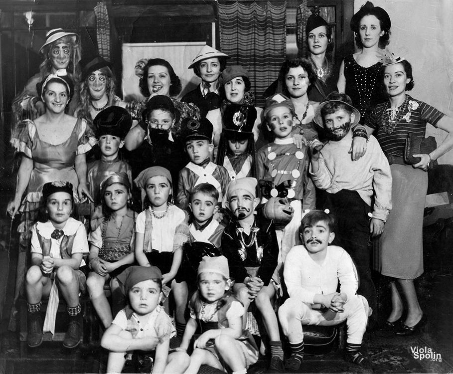 Halloween at The Educational Playroom