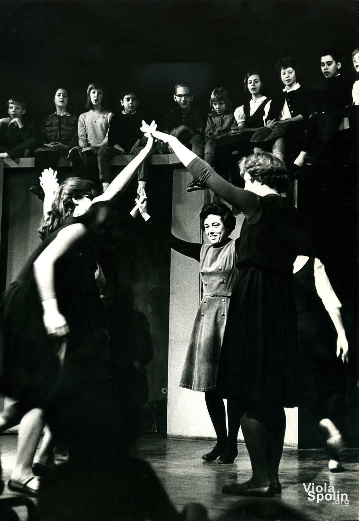 Viola Spolin's Students at Second City
