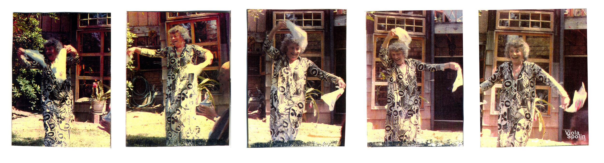 Viola Spolin, Mother of Improvisation