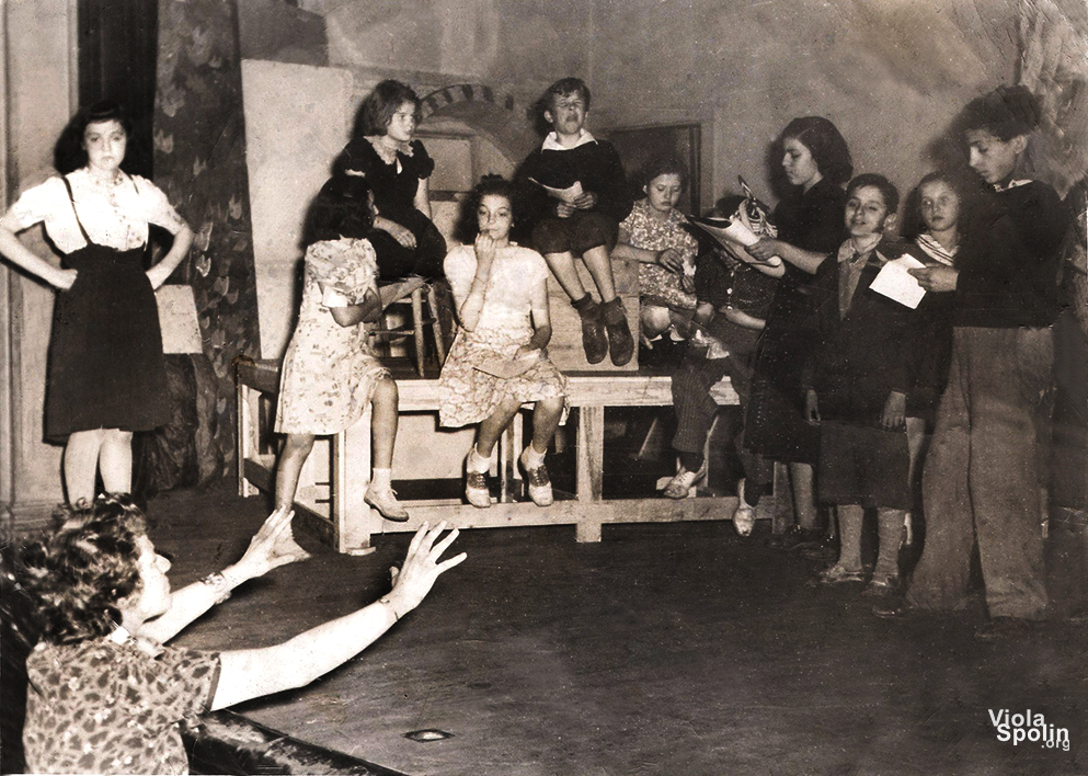 Viola Spolin Rehearsal Hull House copy.jpg