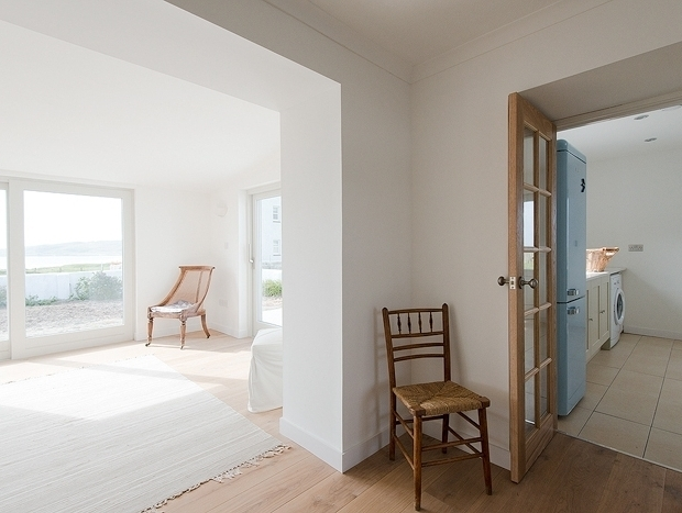 An Cnoc  - Renovation &Extension of White House,Balephuil, Isle of Tiree