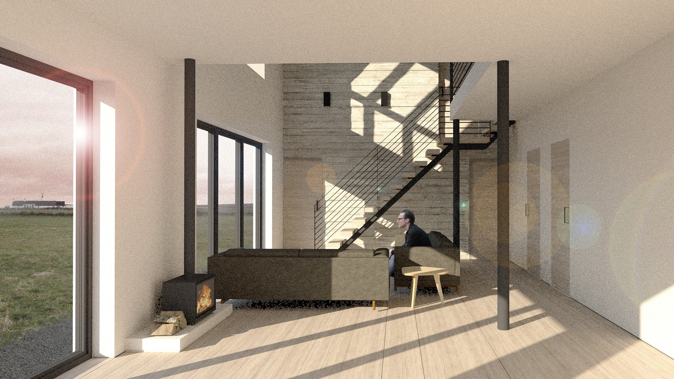 No.2 Greenhill - New Build House,Isle of Tiree