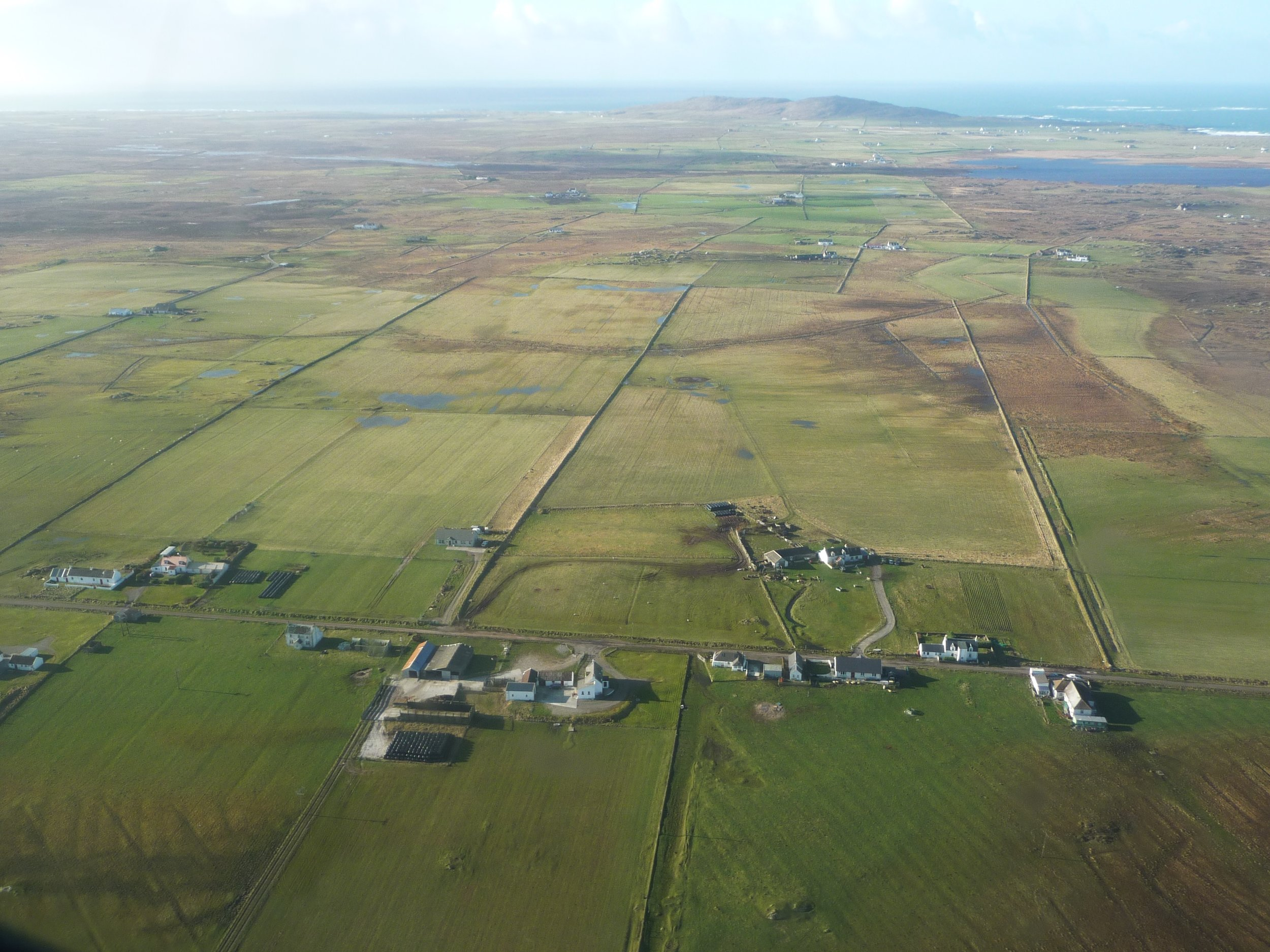 Community Land Ownership -  Options Appraisal for the Isle of Tiree