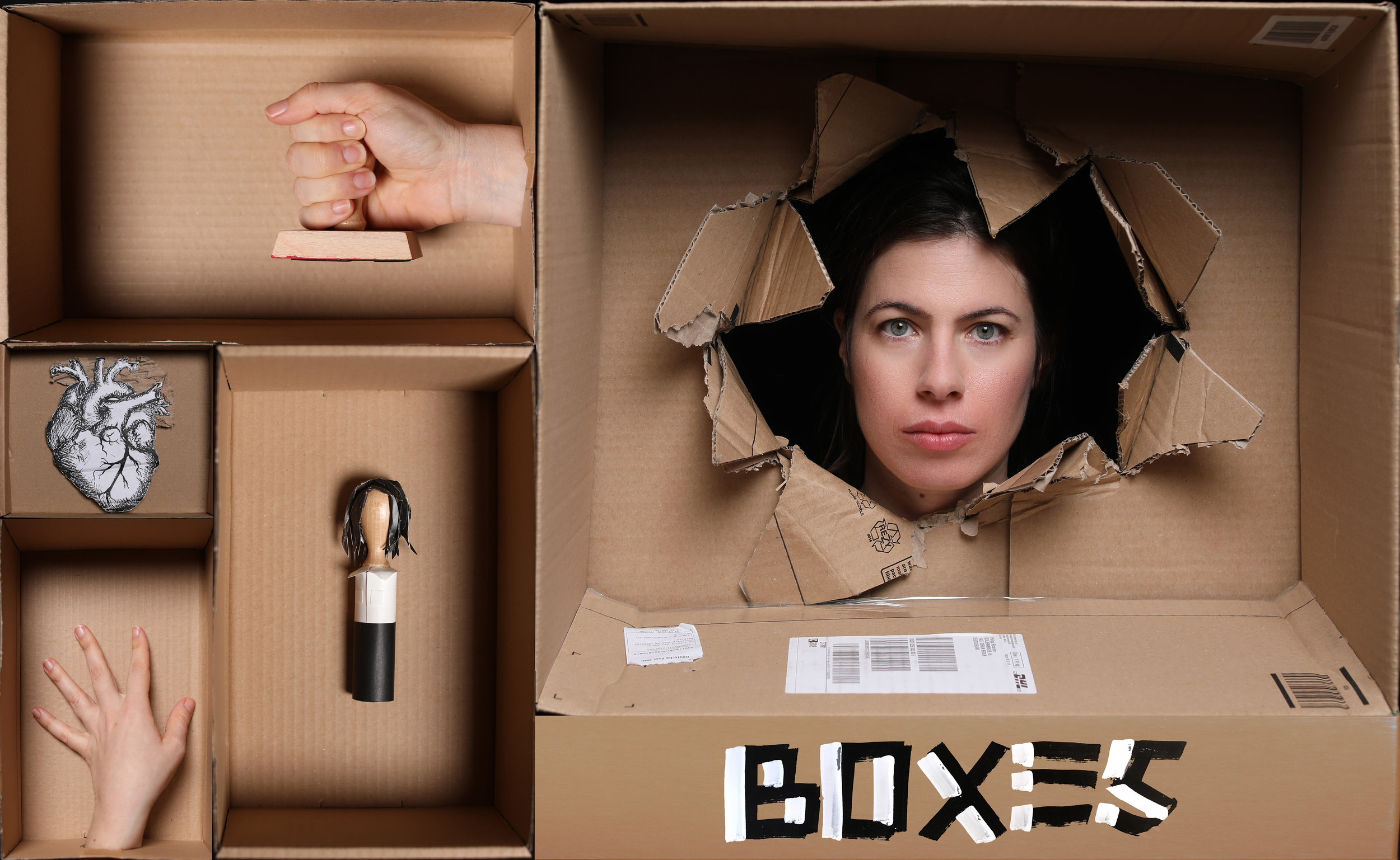 BOXES - .