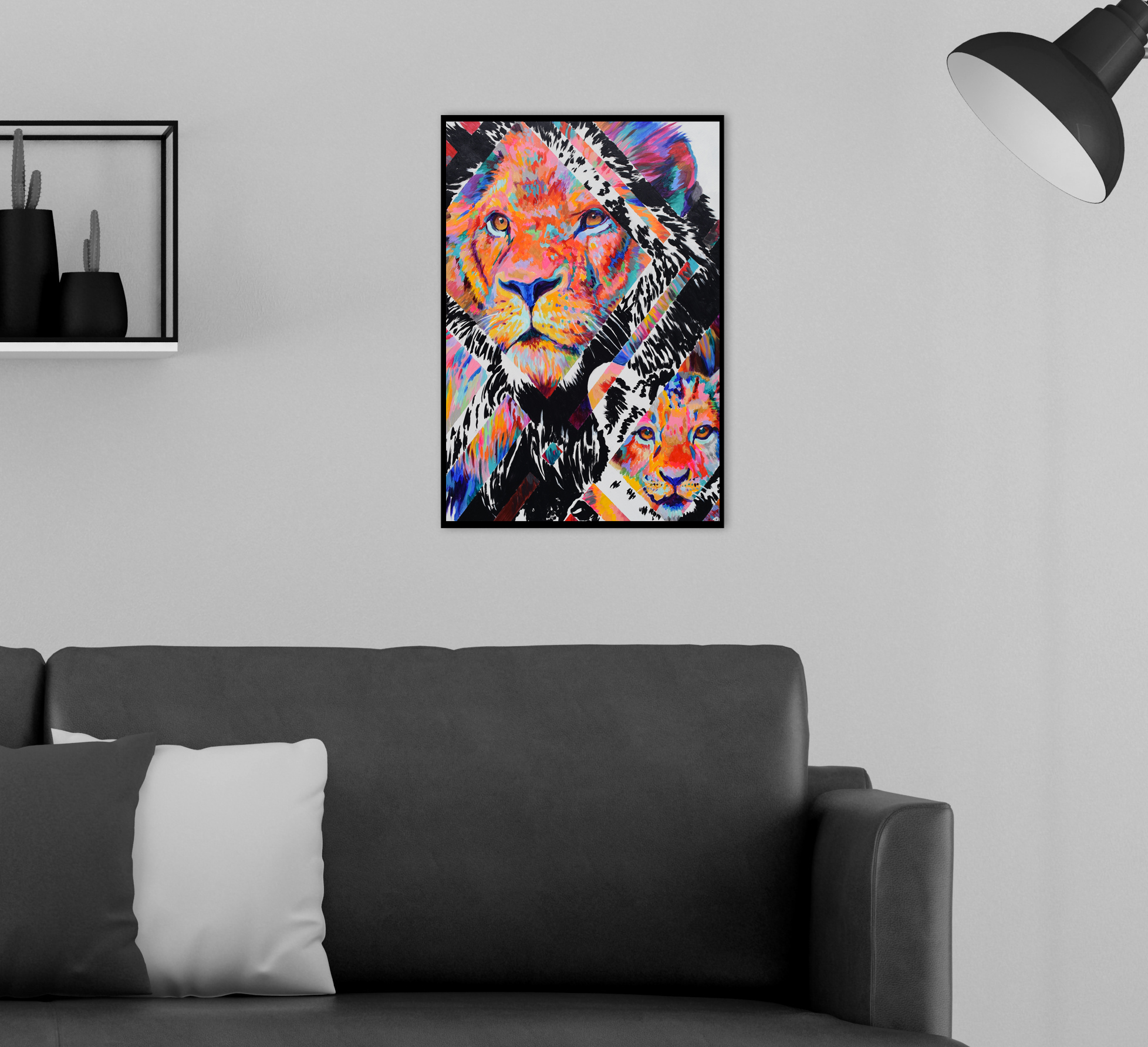 Art Print Pre Matted 24 X 16 Inches