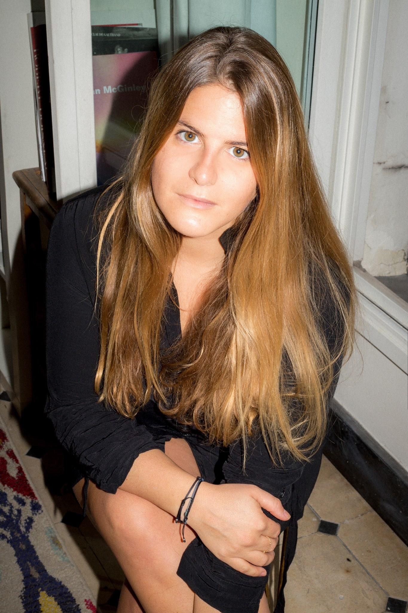 Alexandra Van Houtte by Bastien Lattanzio