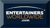 Adair is featured on Entertainers Worldwide!