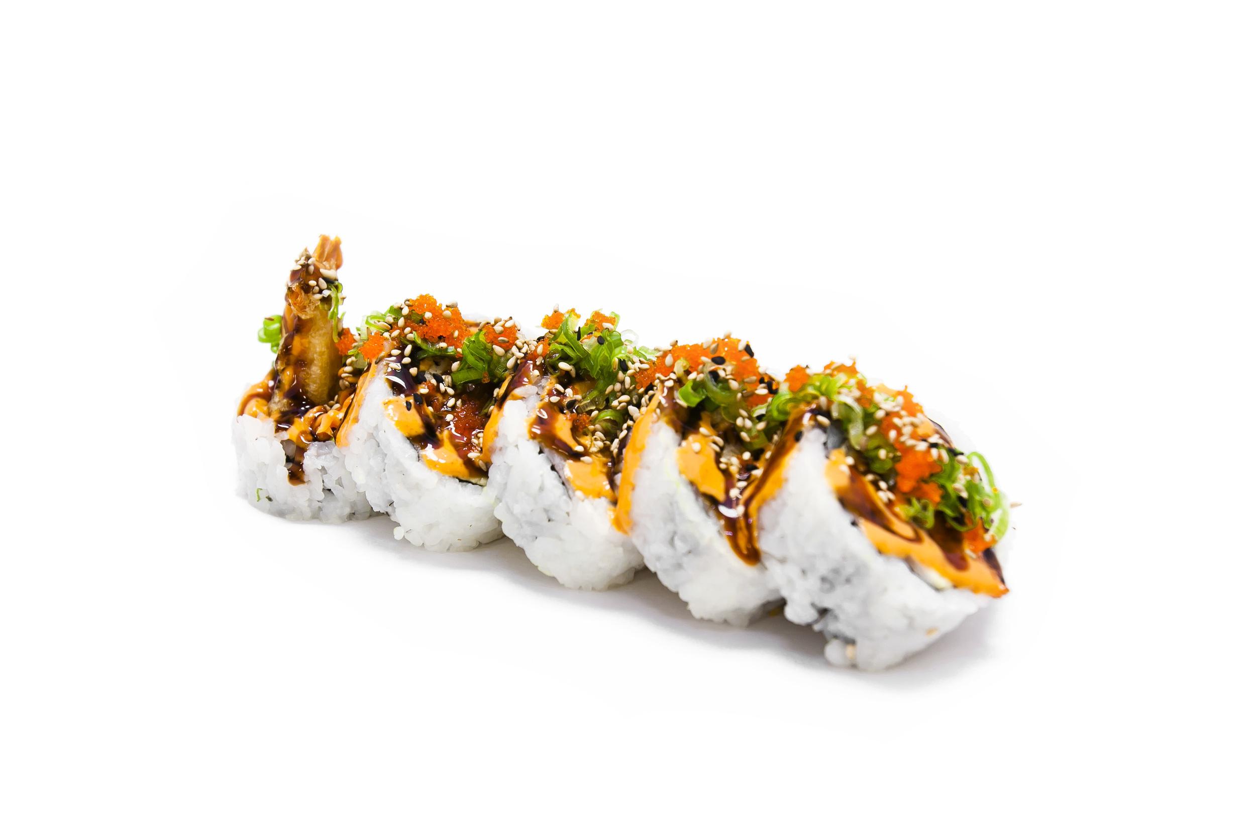 <p>Shrimp Tempura</p>