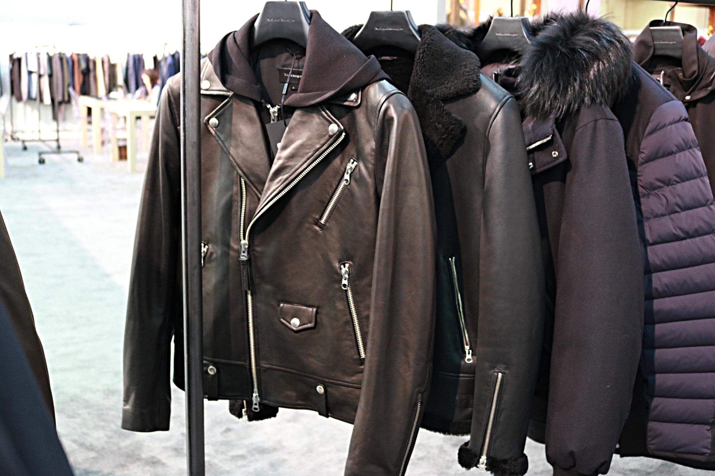 Moto Jacket Goodness.