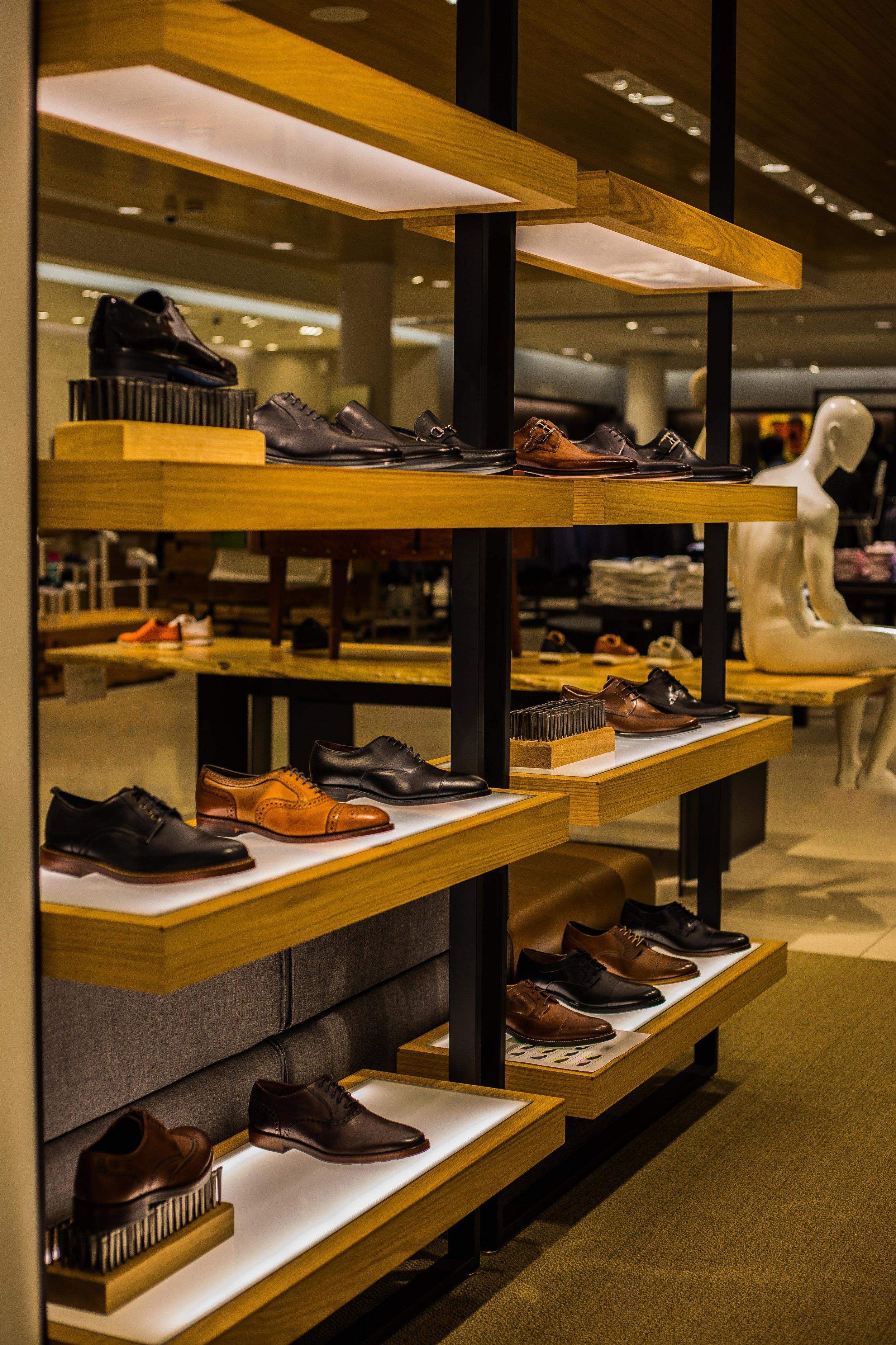 Some great Allen Edmonds shoes.