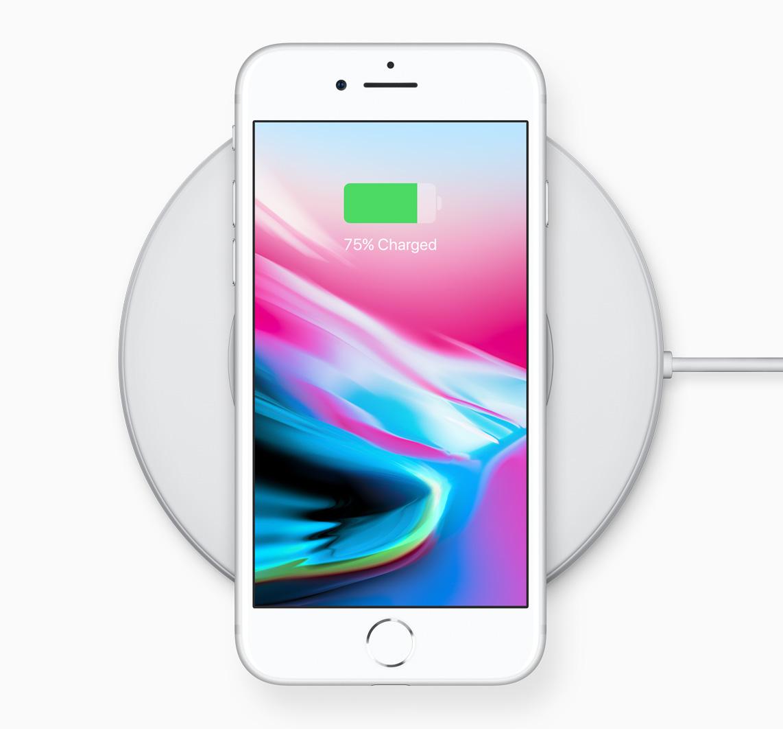 Wireless charging!