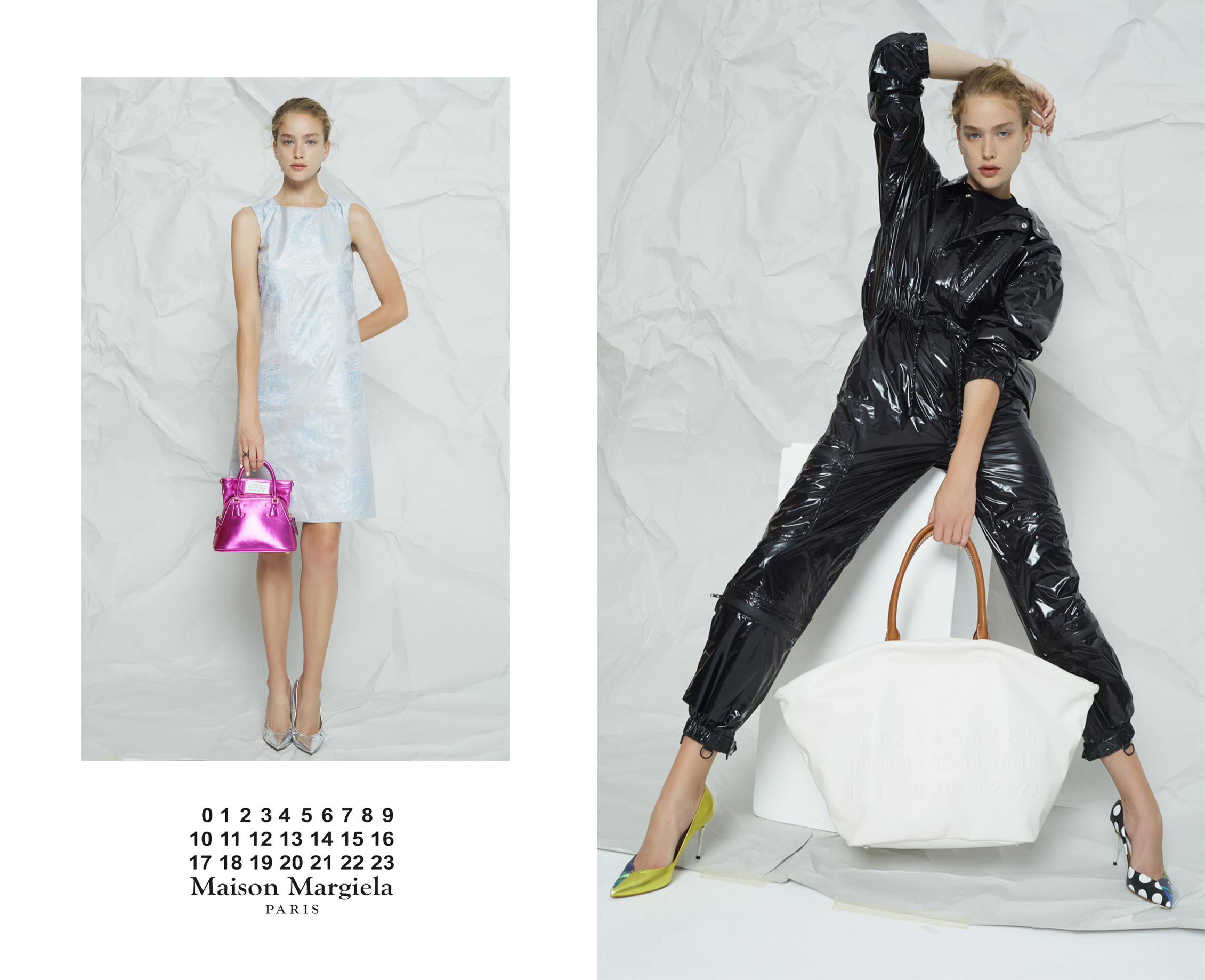 MAISON  MARGIELA R19 for MODA OPERANDI