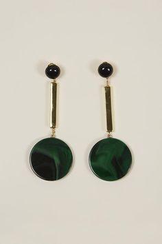 Jo earrings by RACHE  http://ift.tt/2hFllvW