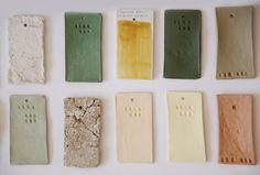 Colour samples by El  http://ift.tt/2eydcwE