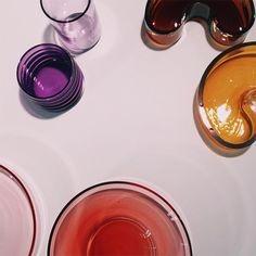 Bror glassware by No  http://ift.tt/2dPbRl1