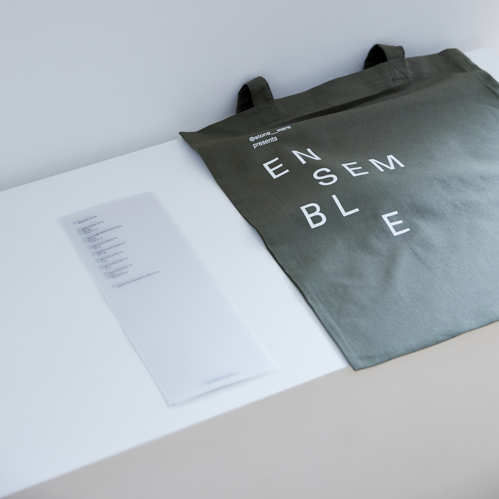 @natashamead 's Ensemble tote,  available to buy here