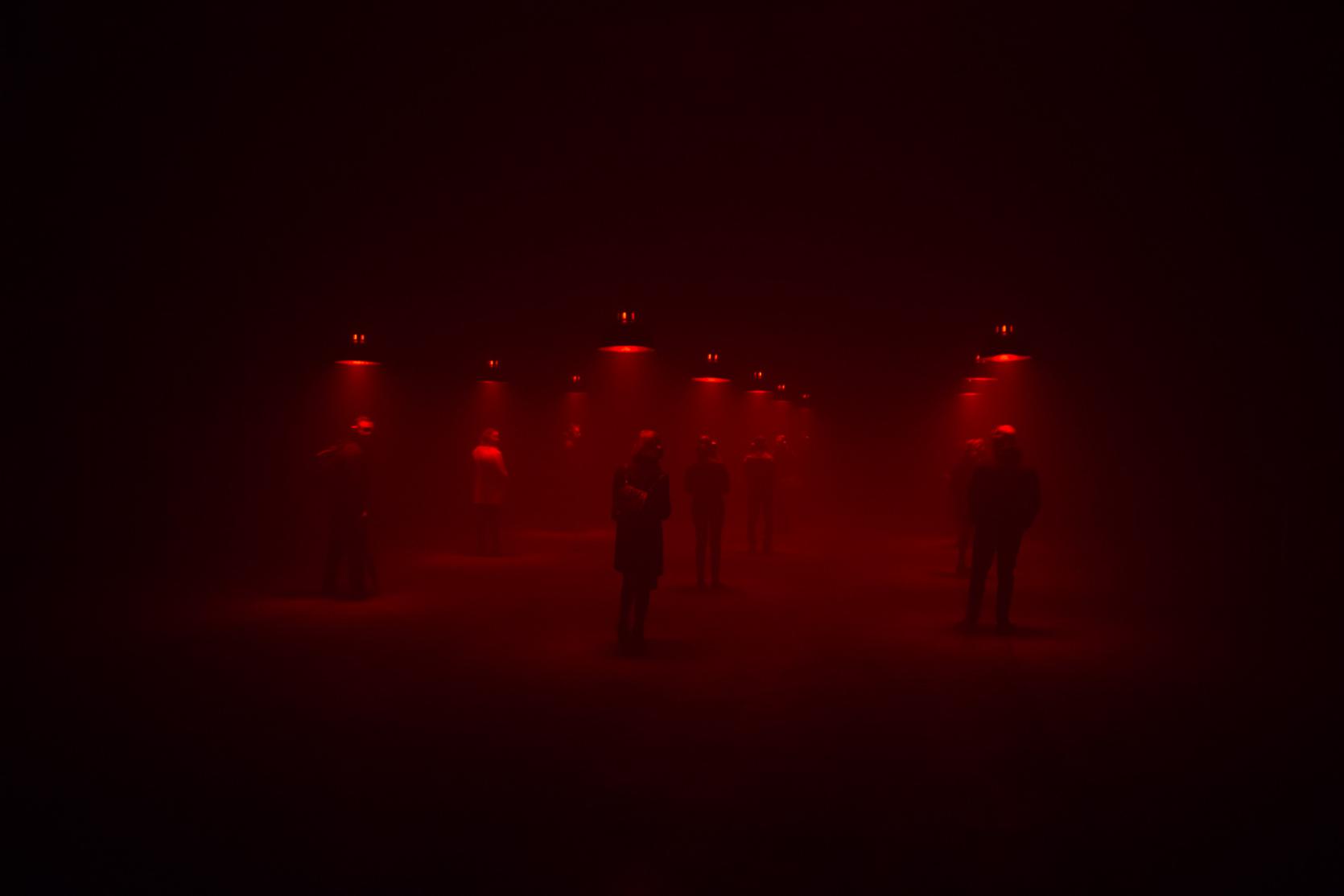 Bass Bath @ Dark MOFO 2015. Photo by Kristoffer Paulsen