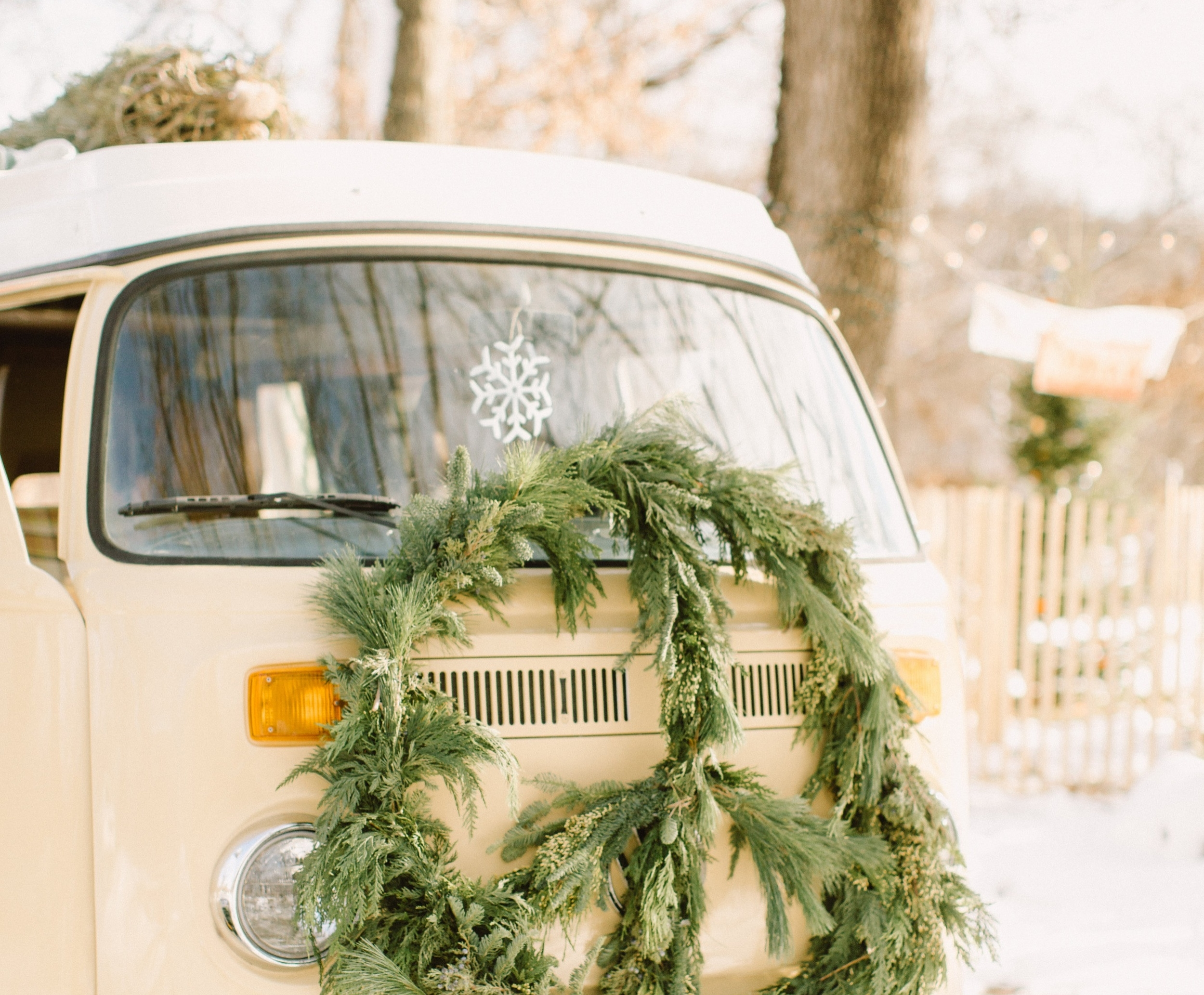 Willow, the VW Bus