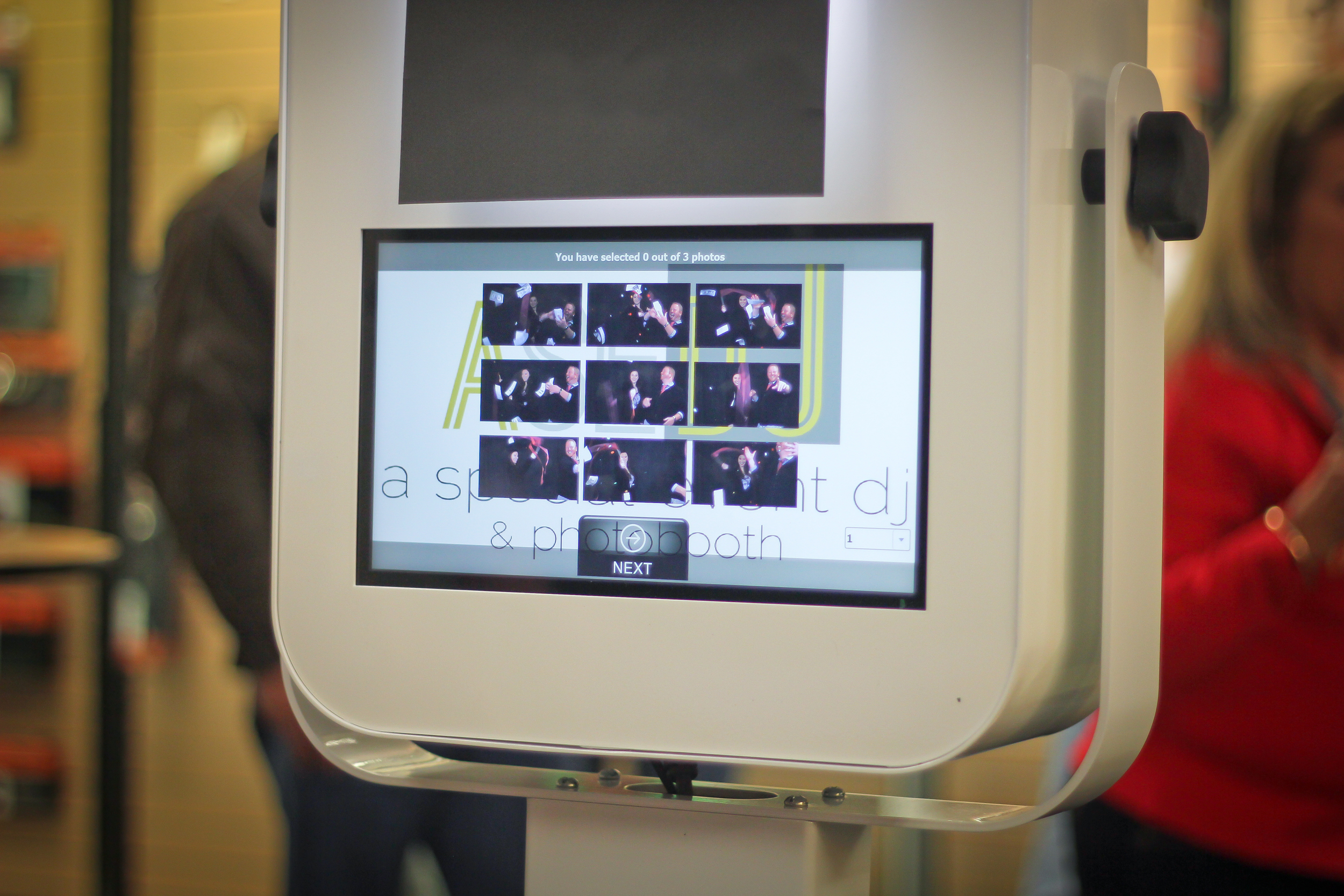 Video Booths by A Special Event DJ