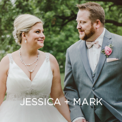 """Read all about Jessica and Mark's wedding in """"It's My Big Day""""."""