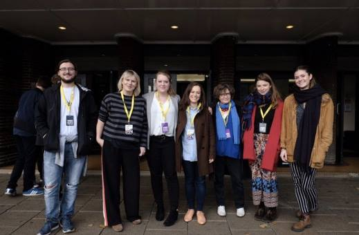 I'm so honoured to have met great people at ASSFest 2016! Thanks everyone, for coming to the screenings of the Nahemi Showcase and the Northern Film School Showcase!
