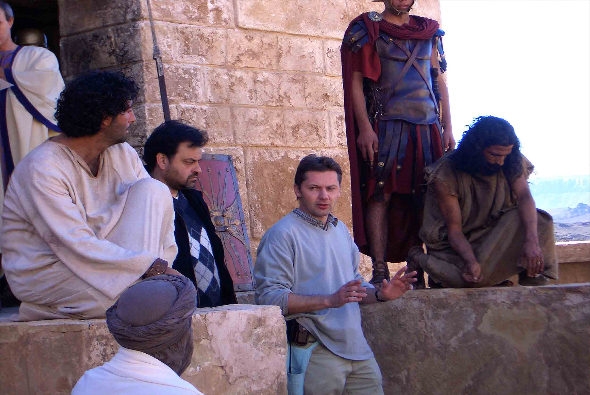Directing 'Pilate' in Morocco