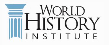 WorldHistoryInstitute.com