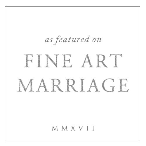 Fine Art Marriage