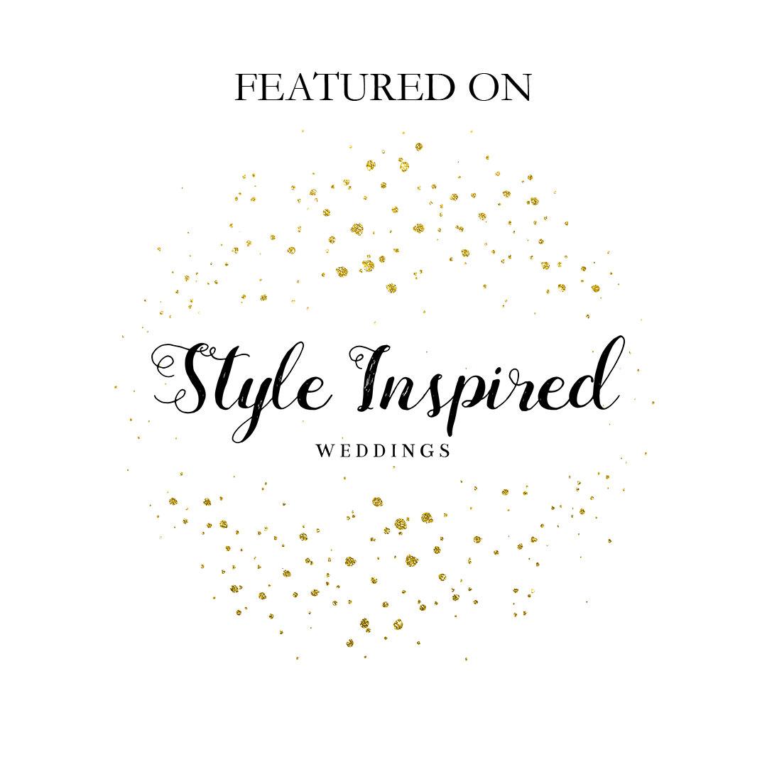 Styled Inspired Weddings
