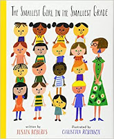 The Smallest Girl in the Grade  by Justin Roberts